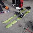 Snowboard/Splitboard Backcountry Mountaineering