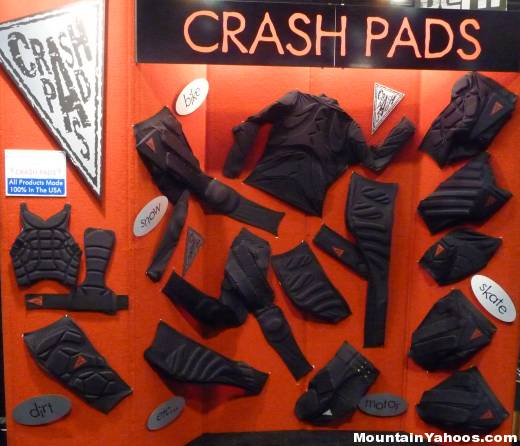 Crash Pads protection