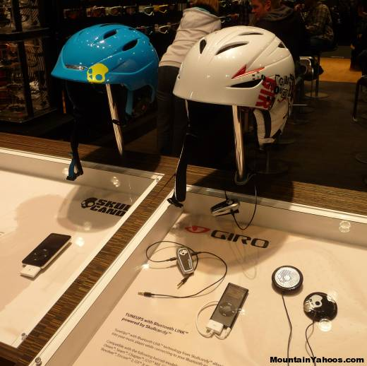 Giro Audio Helmets