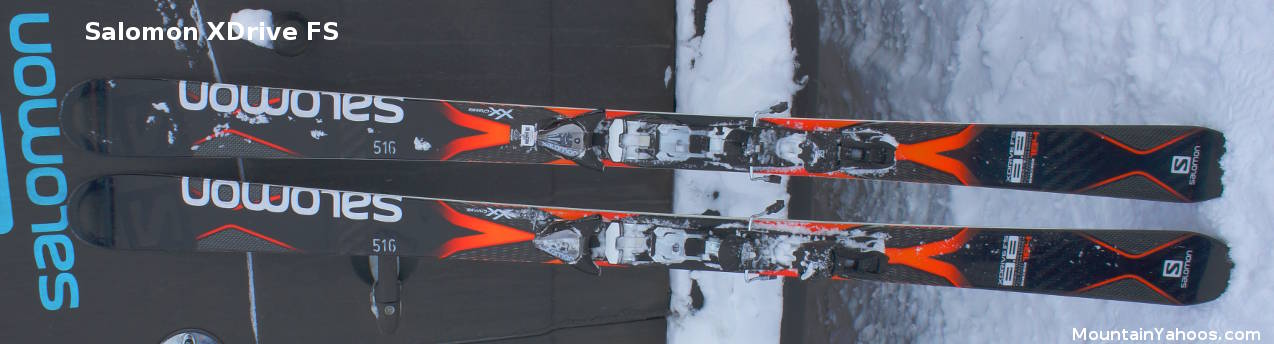 Salomon XDrive 8.8 FS