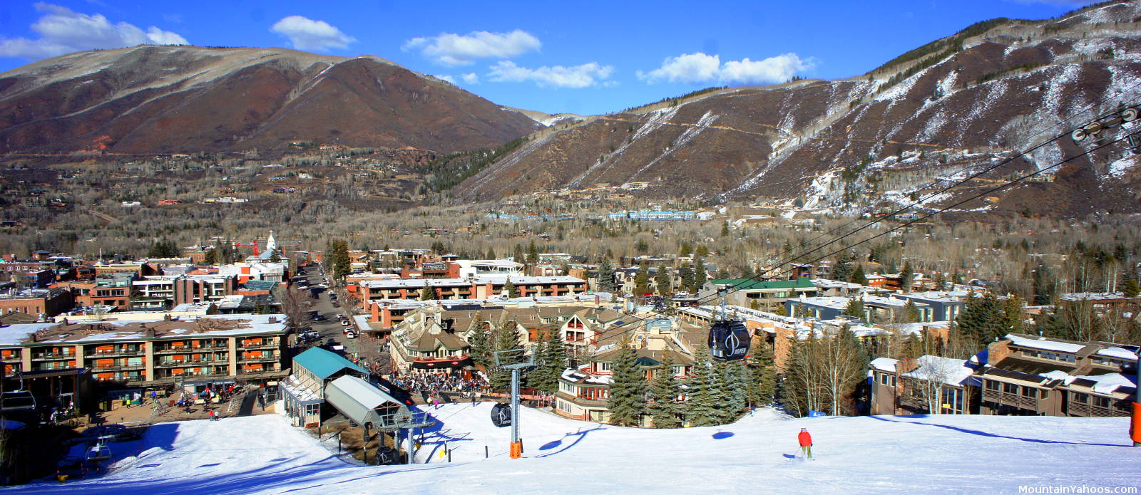 aspen mountain colorado (us) ski resort review and guide