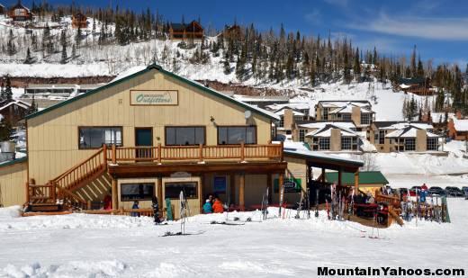Brian Head Resort Giant Steps Base Lodge