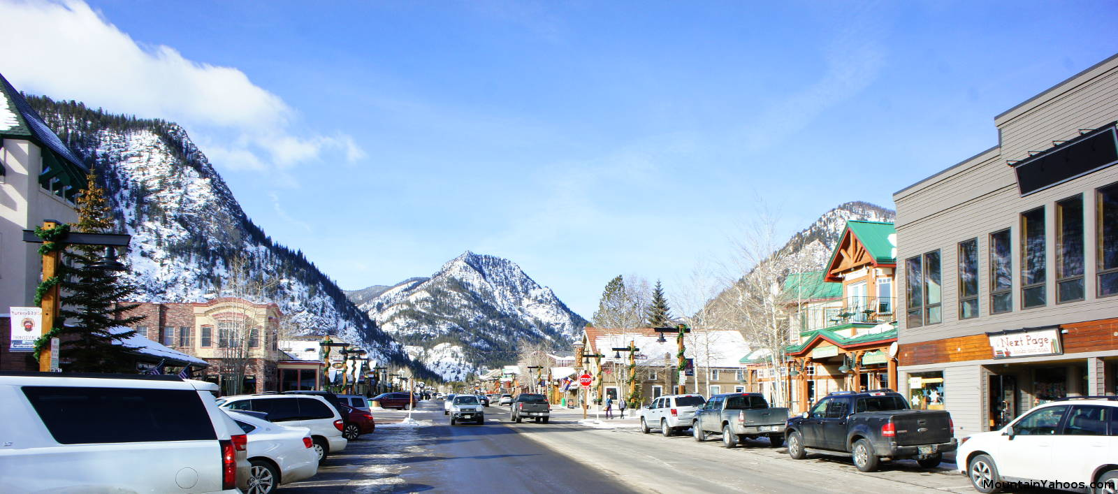Downtown Frisco Co Main Street