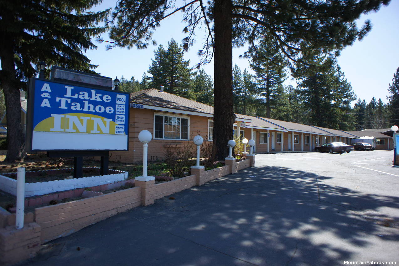 Heavenly Ski Area In Tahoe California Us Accommodations