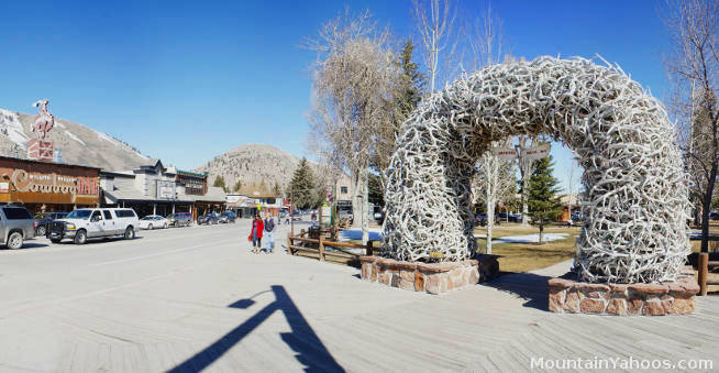 Jackson hole wyoming us ski resort review and guide for Towns near jackson hole wyoming