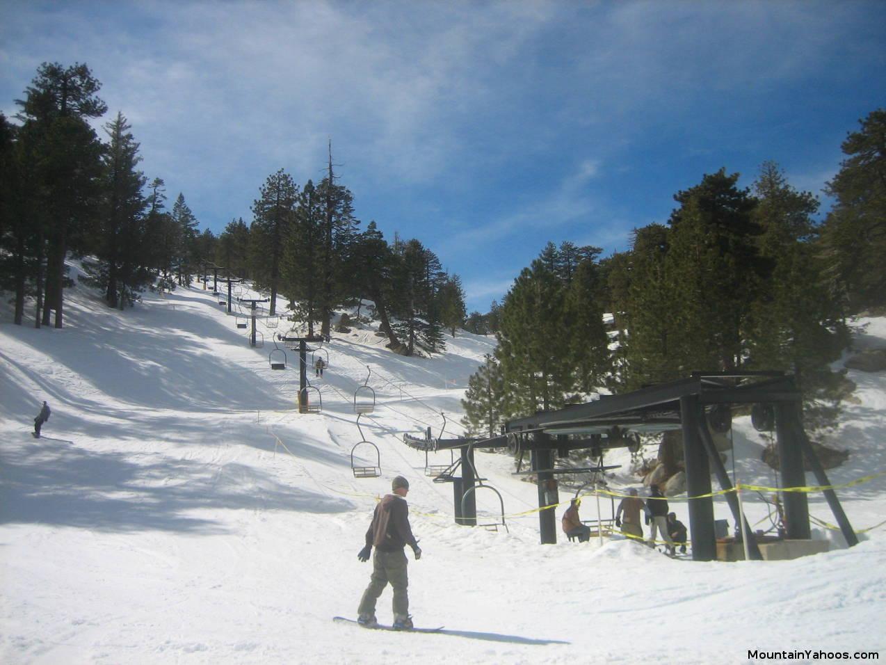 mount waterman california (us) ski resort guide