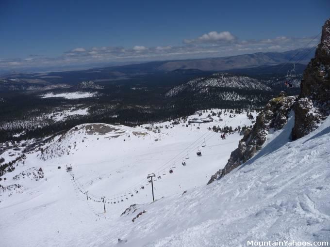 Mammoth mountain california us ski resort guide for Chair 23 mammoth