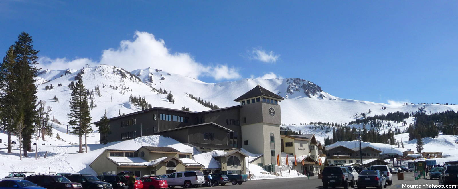 mammoth mountain california (us) ski resort review and guide