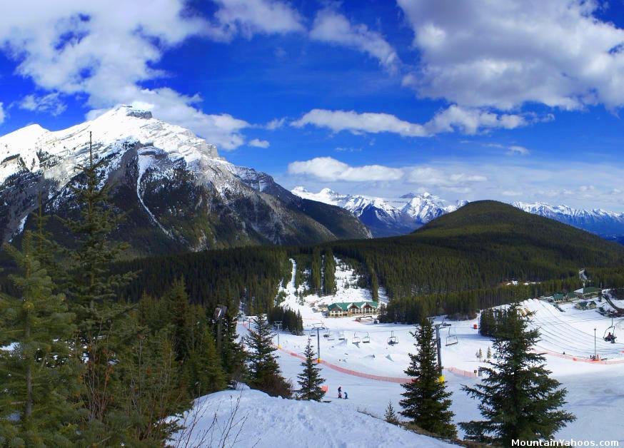 Mount Norquay Banff Alberta Canada Ski Resort Review