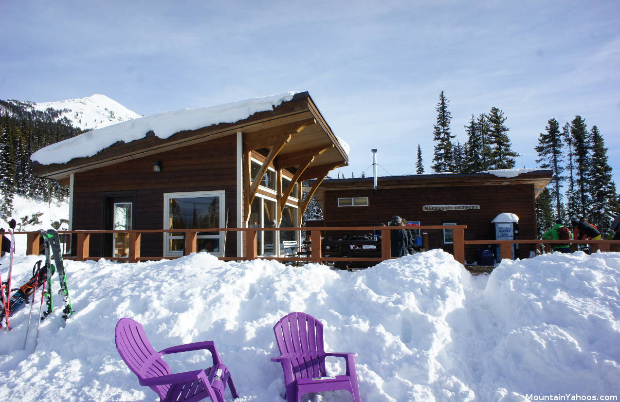 Revelstoke Mountain Resort British Columbia  Canada  Ski