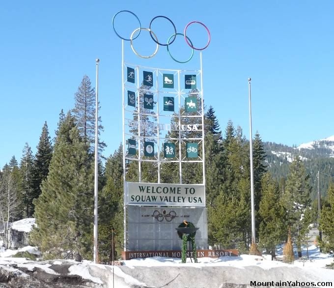 Proposed Village At Squaw Valley Ski Resort An Opportunity For