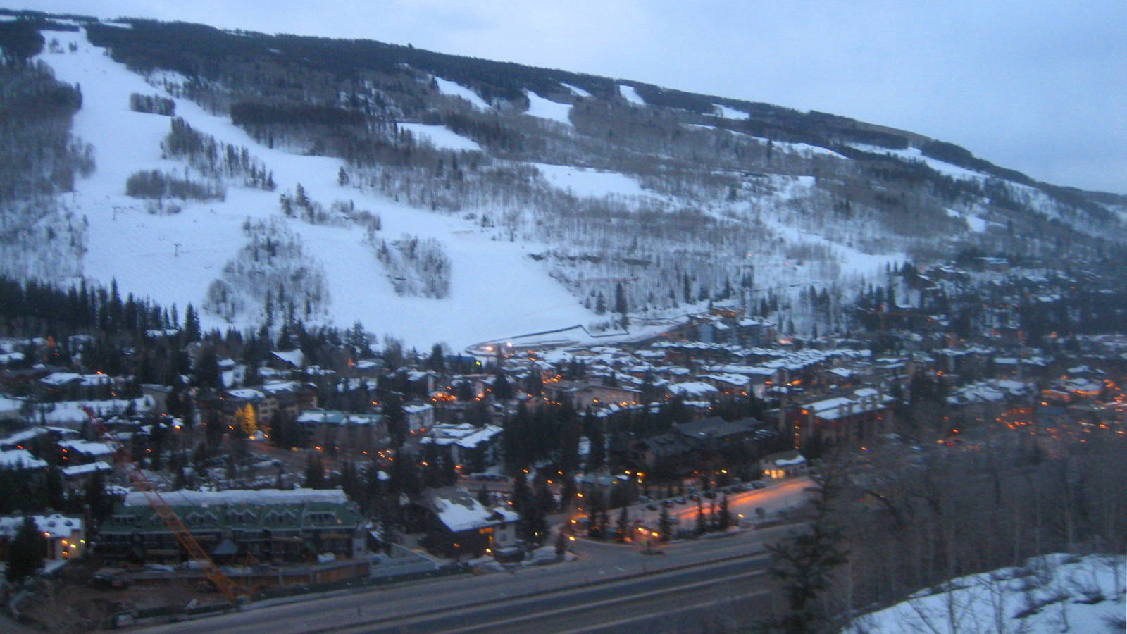 Vail Colorado (US) Ski Resort Location, Map and Directions
