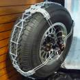 Snoe tire chains
