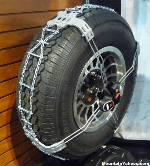 Thule tire chains