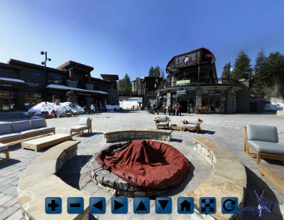 Mammoth Mountain Village