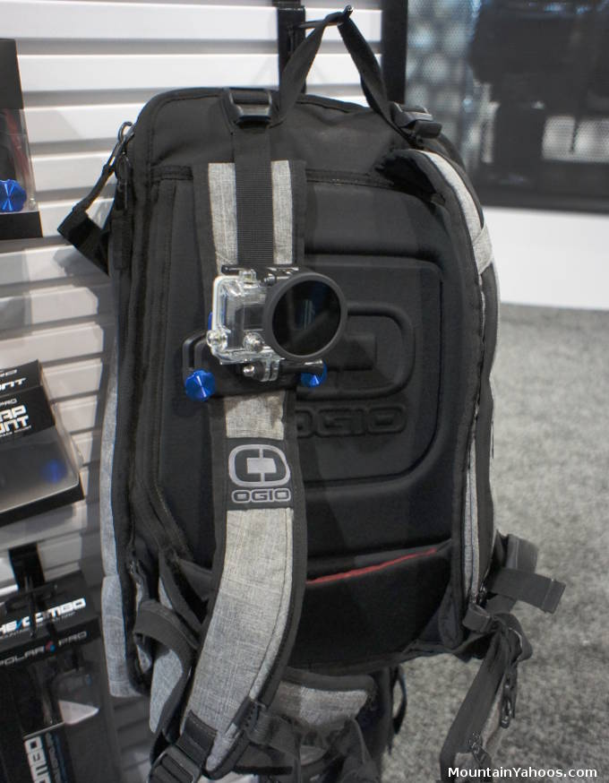 Polar Pro: Backpak strap camera mount