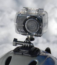 Wingman HD video camera